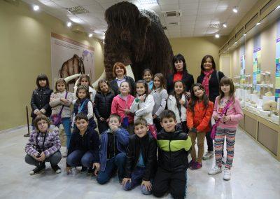 Посещение на учениците в музея