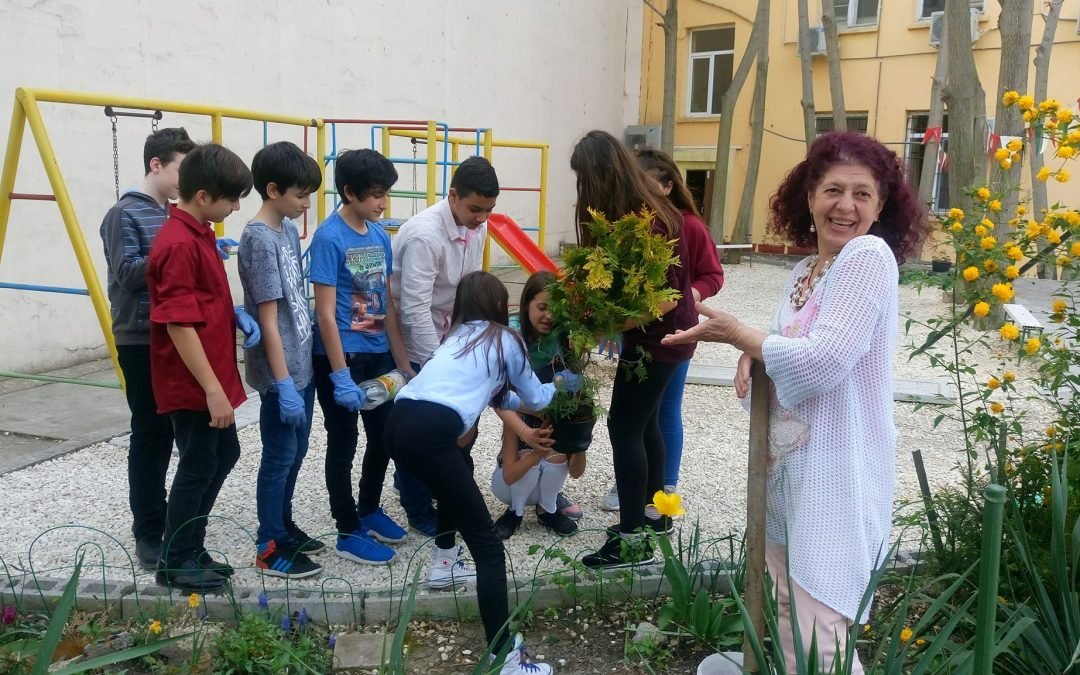 """Международен ден на Земята в ПЧУ """"Леонардо да Винчи"""""""