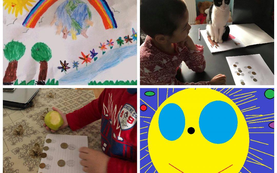 Изолацията нареди: Детската градинка в телевизора!